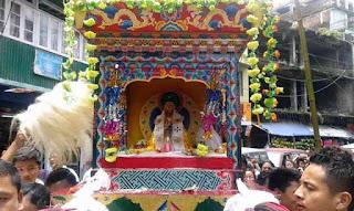 Buddha Jayanti Celebration in Kurseong