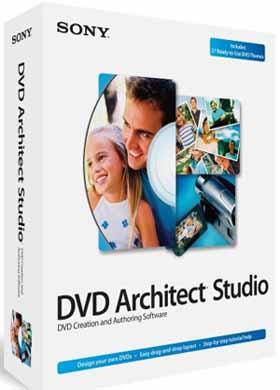 Sony%2BDVD%2BArchitect%2BStudio%2B5.0 Sony DVD Architect Studio 5.0