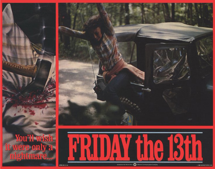 Friday The 13th Screening This September!