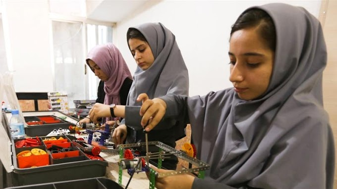 Father of robotics team member killed in Herat attack