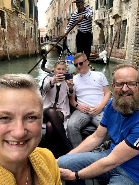 Gondola, Venice, 2019