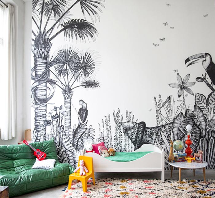 Bohemian Kids Room: Rafa-kids : Bohemian Vibe In Children's Rooms