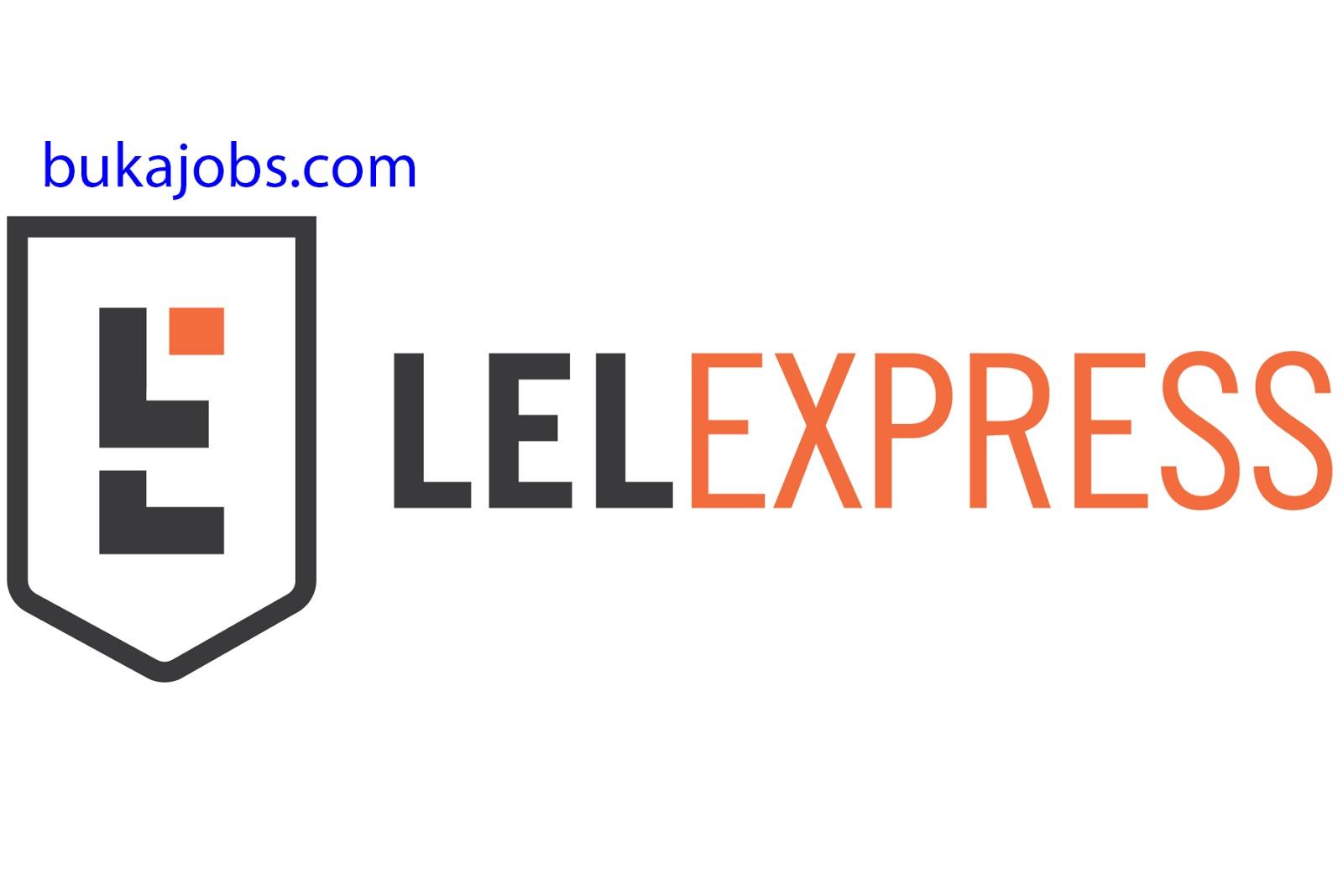 Lowongan Kerja Lazada ELogistics (LEL Express) 2019