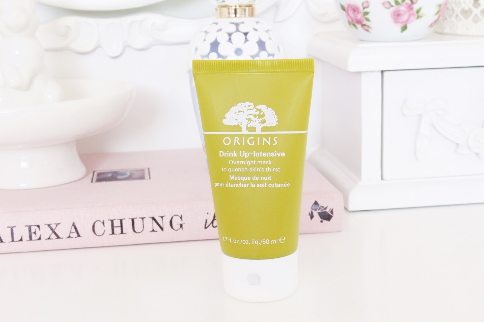 Origins Drink Up Intensive Overnight Mask Blog Review