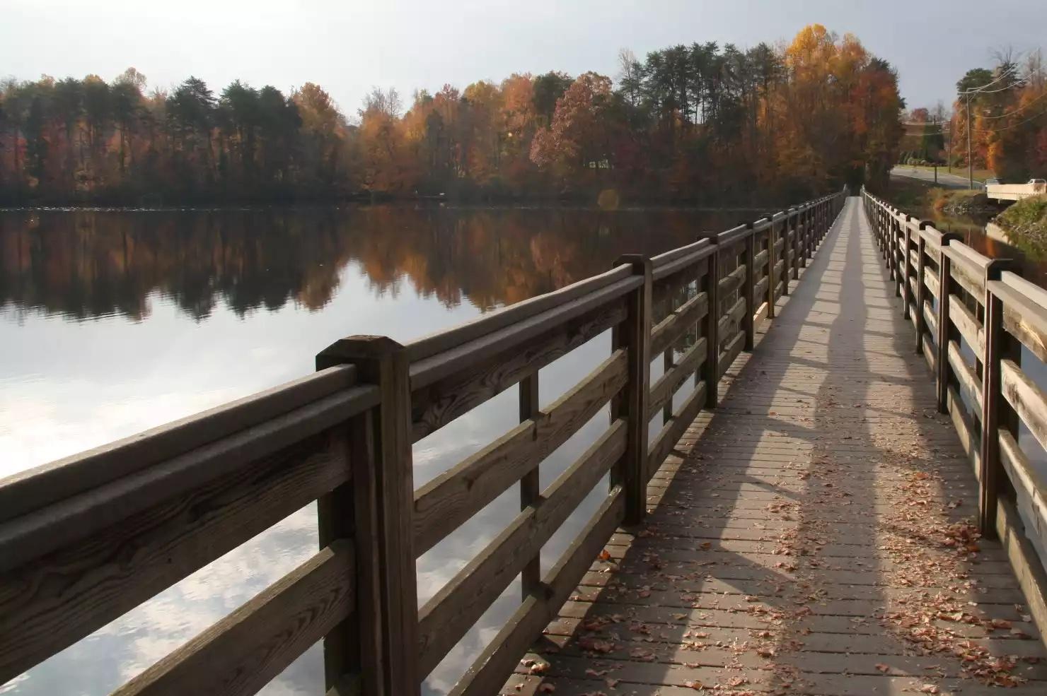Lake Jeanette, Greensboro, North Carolina