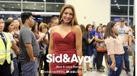 """The Red Carpet Premiere Of """"Sid & Aya: Not A Love Story"""" Was Star-Studded!"""