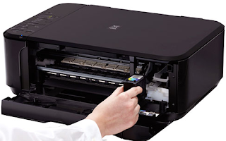 Canon PIXMA MG3140 Printer InkJet Cartridges