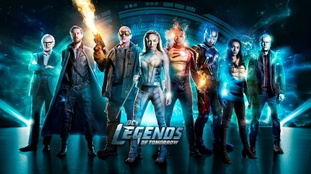 DC´s Legends Of Tomorrow Temporada 3
