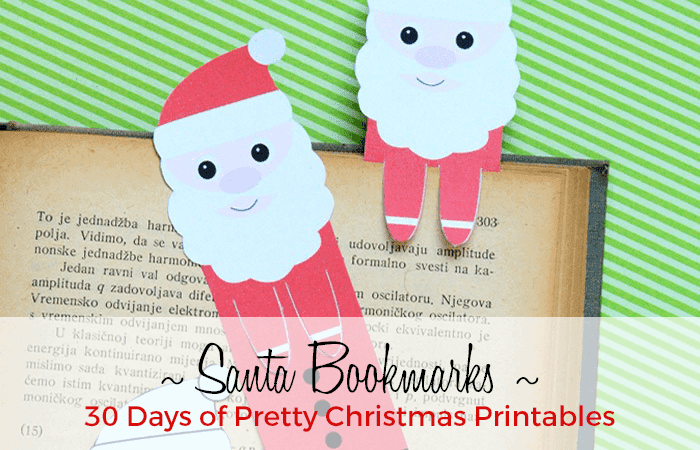 This is a blog series called 30 Days of Pretty Christmas Printables. You'll find lots of free and gorgeous printables that you can use at home and/or at school. Day 1 is a Christmas Bucket List from Aspen Jay. Hosted by GradeONEderfulDesigns.com