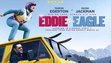 Eddie the Eagle Hindi Dubbed Full Movie Online