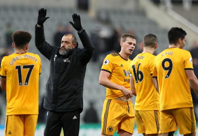 Nuno Espirito Santo yakin timnya bisa mengalahkan Bournemouth.