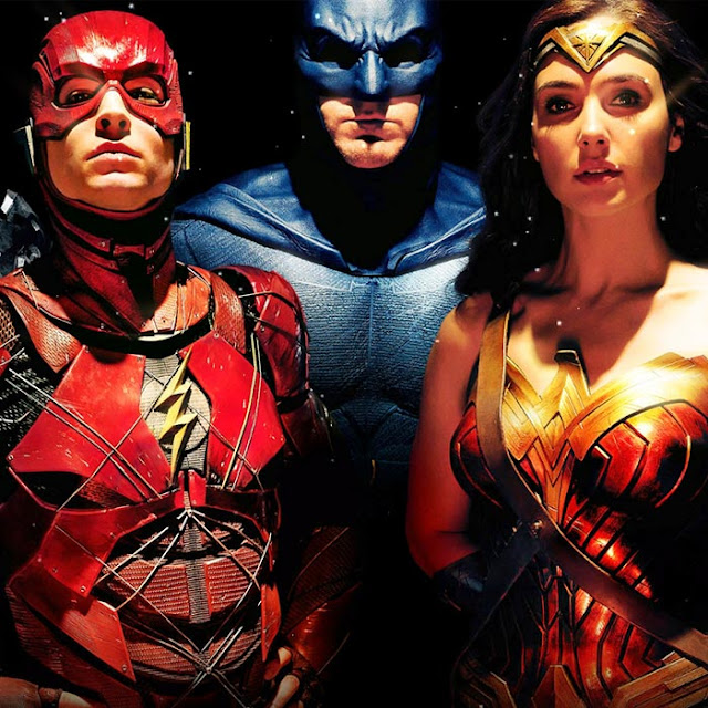 Justice League Squad Wallpaper Engine