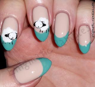 spring-lamb-animal-konad-s10-nails-nail-art