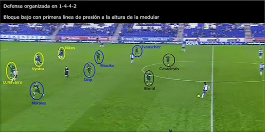Scouting: Levante UD