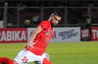 Pusamania Borneo FC Tugaskan Diego Michiels Hentikan Febri Hariyadi