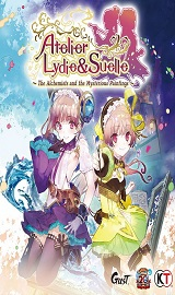 Atelier Lydie and Suelle The Alchemists and the Mysterious Paintings - Atelier Lydie and Suelle The Alchemists and the Mysterious Paintings-CODEX