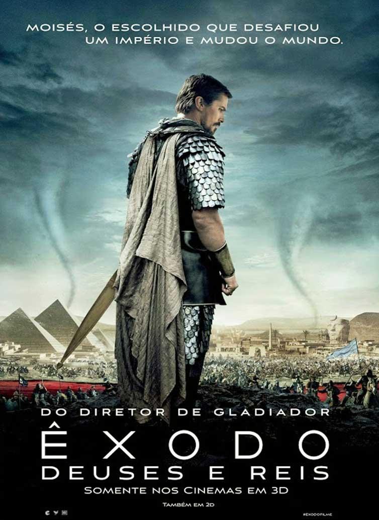 Êxodo: Deuses e Reis Torrent – Blu-ray Rip 720p e 1080p Dublado (2015)