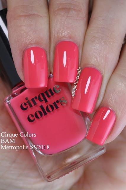 cirque colors BAM SS2018