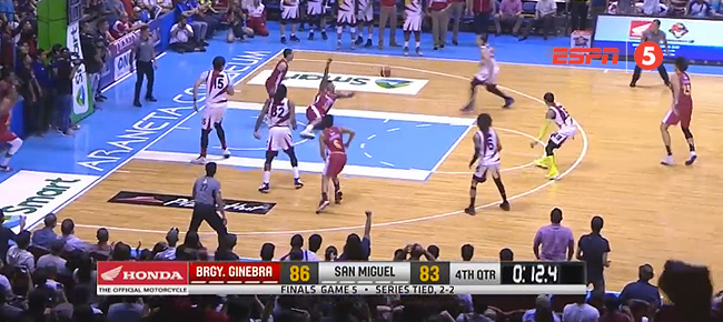 HIGHLIGHTS: Ginebra vs. San Miguel - Finals Game 5 (VIDEO)