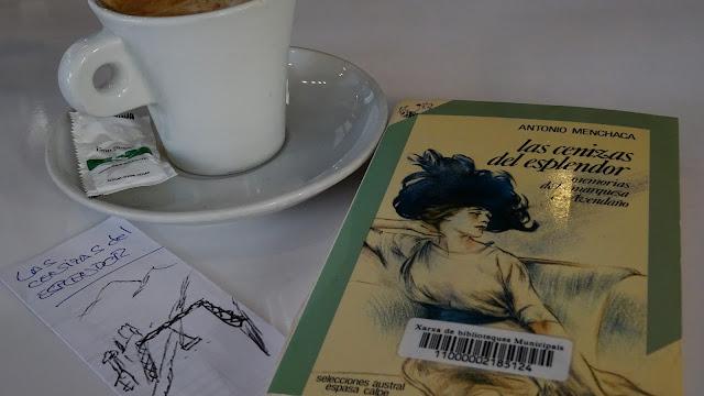 las cenizas del esplendor, memorias de la marquesa de avendaño. Antonio Menchaca