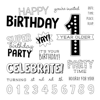 There Are So Many Fun Sentiments In This Set And Its Perfect For Coloring A Great Birthday Cards Or Party Layouts