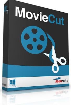 برنامج تقطيع الفيديوهات moviecut لقص الفيديوهات والتعديل عليها