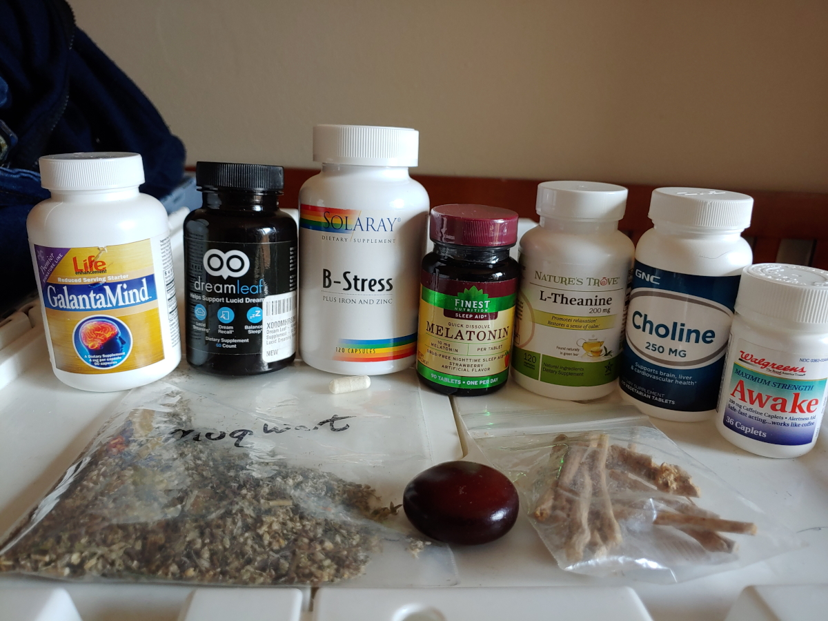 The OBE Outlook On Life: Vitamins, Herbal Supplements and