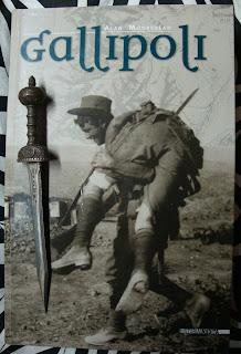 Portada del libro Gallipoli, de Alan Moorehead