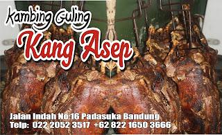 Kambing Guling di Padalarang Bandung