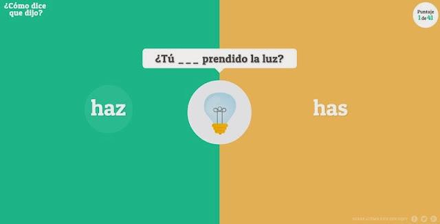App que te ayuda a mejorar tu redacción y ortografía