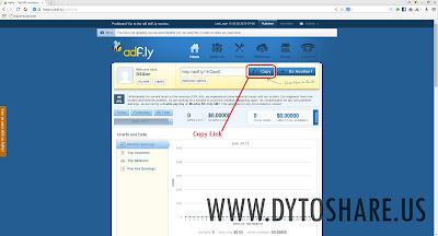 Cara Mendapatkan Dollar Dari Adfly