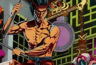 Shang-Chi fighting