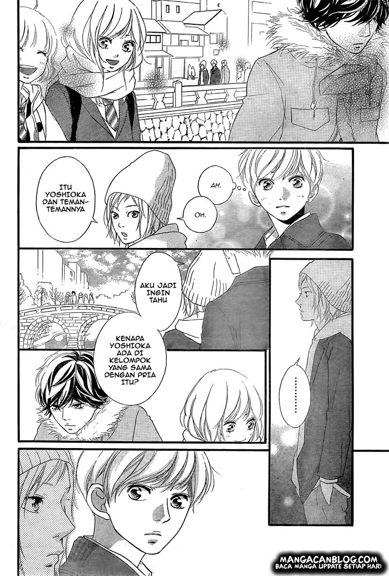 Ao Haru Ride Chapter 38-10