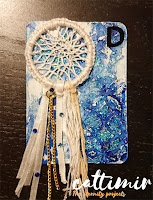 52 cafe cards Dreamcatcher
