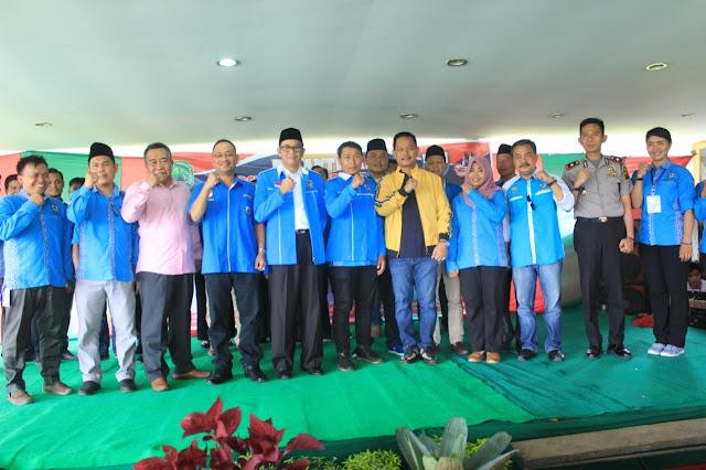 Anasrullah Resmi Dilantik Sebagai Ketua KNPI Kabupaten PALI