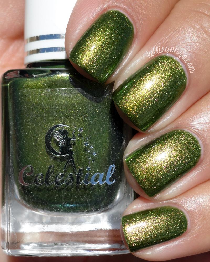 Celestial Cosmetics Lilagon