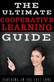 How to make cooperative learning strategies a part of your classroom that you won't know how you did without!