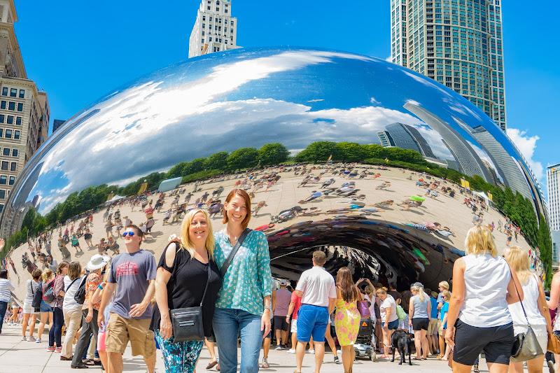 Girls' Weekend in Chicago