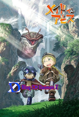 The huge cave known as Abyss is the only place in the world that has not been explored Made in Abyss 1 - 13 Batch (Sub Indo - Eng)