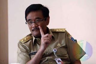Wakil Gubernur DKI Jakarta, Djarot Saiful Hidayat