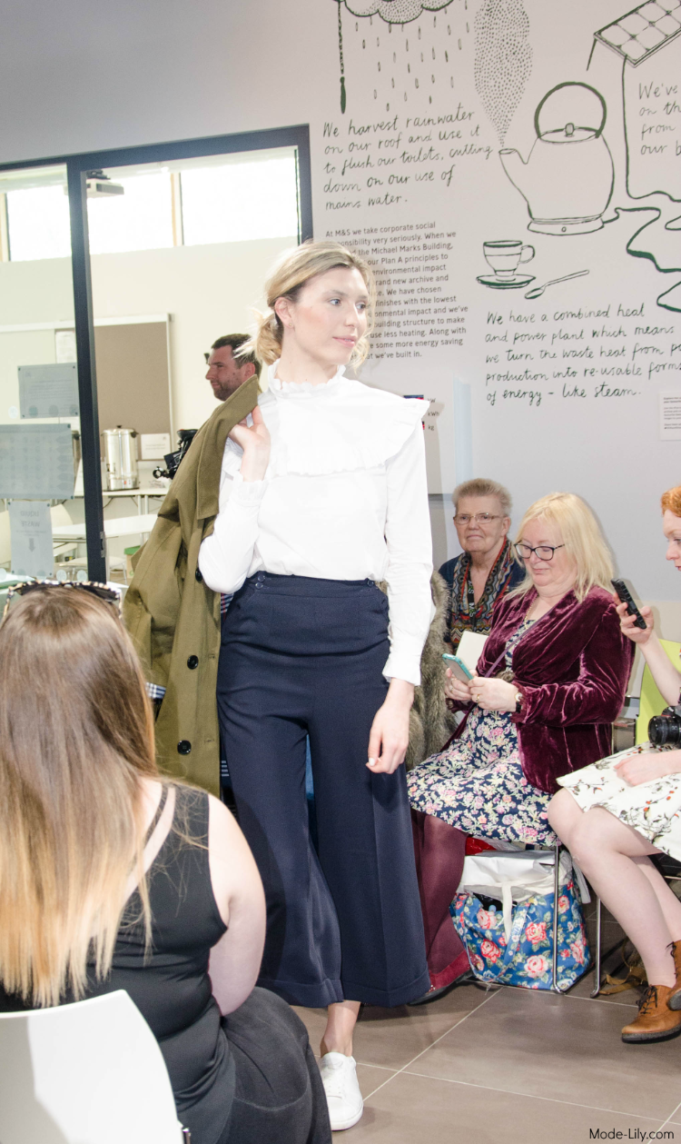 M&S Vintage Fashion Event in Leeds: Dressed In Time