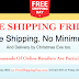 Free Shipping Friday: Everything You Need To Know #FreeShippingFriday