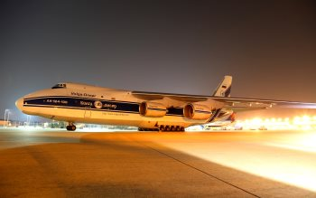 Wallpaper: Antonov An-124 Aircraft