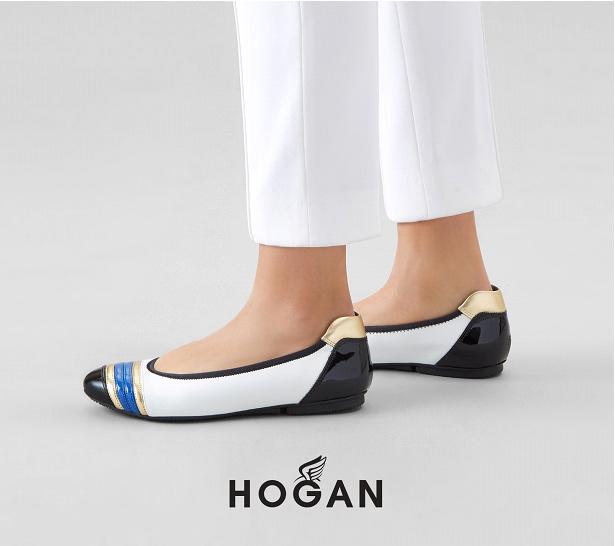 Ballerine Hogan