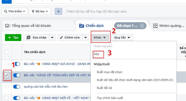 Xóa Quảng Cáo Facebook