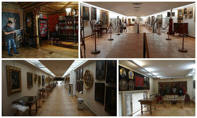 Palacio Wilanów Varsovia museo