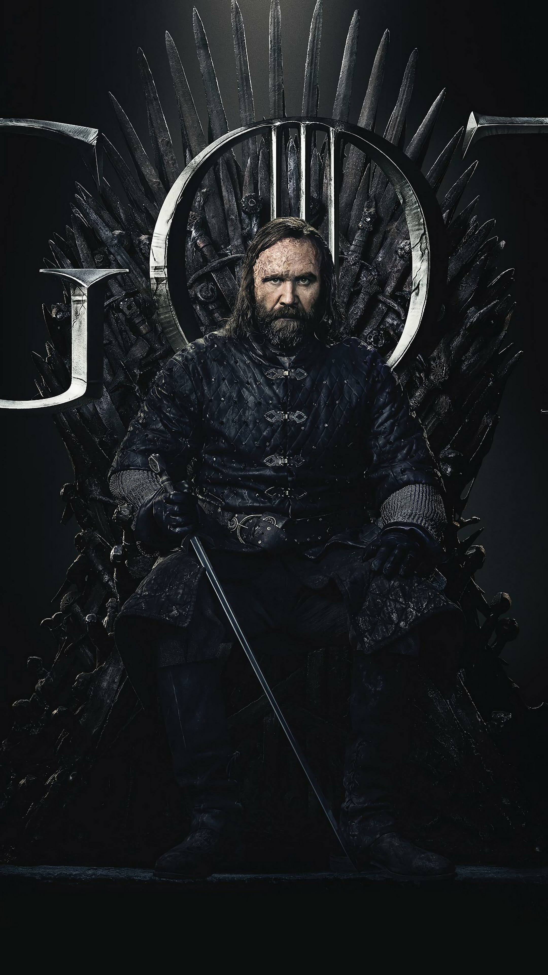 Sandor Clegane The Hound Game Of Thrones Season 8 4k Wallpaper 9