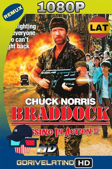 Desaparecido en Acción 3 (1988) BDRemux 1080p Latino-Ingles MKV
