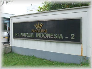 Info Loker SMA/SMK Operator Produksi di PT.NARUMI INDONESIA Ejip Cikarang