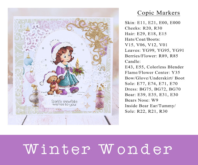 Heather's Hobbie Haven - Winter Wonder Card Kit